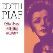 Edith Piaf, Coffre Rouge Integral, Vol. 9/10 by Edith Piaf