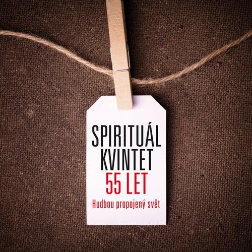 55 let Jubilejní komplet by Spirituál Kvintet