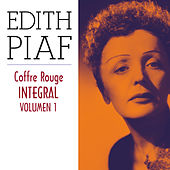 Edith Piaf, Coffre Rouge Integral, Vol. 1/10 by Various Artists