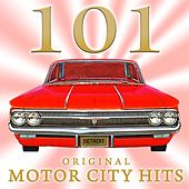 101 Original Motor City Hits by Various Artists