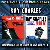 Modern Sounds In Country And Western Music, Volumes 1 & 2 (With Bonus Tracks) by Ray Charles