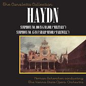 "Joseph Haydn: Symphony No. 100 In G Major (""Military"") / Symphony No. 45 In F Sharp Minor (""Farewell"") by Vienna State Opera Orchestra"