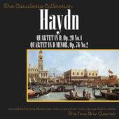 Franz Joseph Haydn: Quartet In D, Op. 20, No. 4/Quartet In D Minor, Op. 76, No. 4,