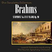 Johannes Brahms: Symphony No. 3 In F Major, Op. 90 by Leopold Stokowski