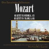 Wolfgang Amadeus Mozart: Quartet In D Minor, K. 421/Quartet In C Major, K. 465