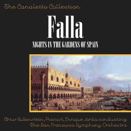 Manuel De Falla: Nights In The Gardens Of Spain by Artur Rubinstein