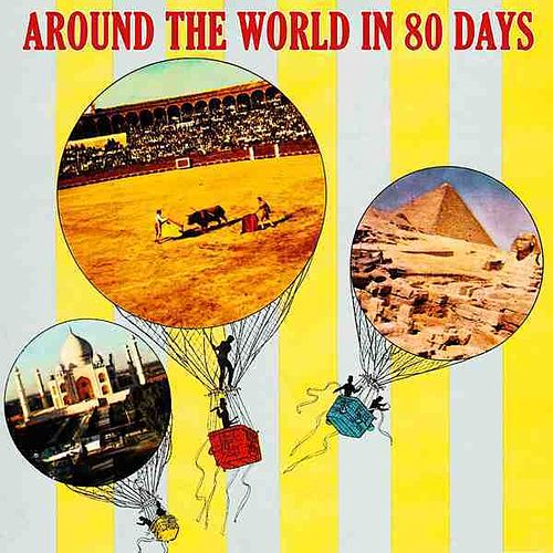 Around The World In 80 Days by Enoch Light