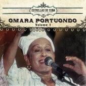 Estrellas de Cuba: Omara Portuondo, Vol. 1 by Omara Portuondo