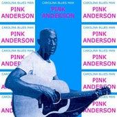 Carolina Blues Man Carolina Blues Man by Pink Anderson