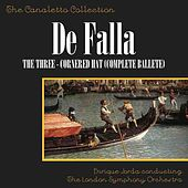De Falla: The Three Cornered Hat (Complete Ballet) by Enrique Jorda and The London Symphony Orchestra