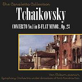 Tchaikovsky: Concerto No. 1 In B-Flat Minor, Op. 23 by Van Cliburn