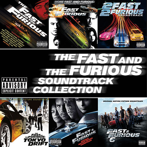 2 fast and 2 furious soundtrack: