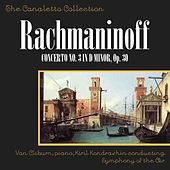 Rachmaninoff: Piano Concerto No. 3 In D Minor, Op. 30 by Van Cliburn