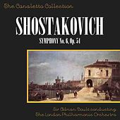 Shostakovich: Symphony No. 6, Op. 54 by Sir Adrian Boult Conducting The London Philharmonic Orchestra