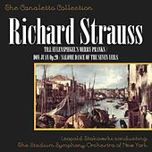 Richard Strauss: Till Eulenspiegel; Don Juan; Salome by Leopold Stokowski Conducting The Stadium Symphony Orchestra Of New York