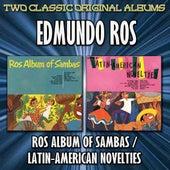 Ros Album Of Sambas And Latin American Novelties by Edmundo Ros