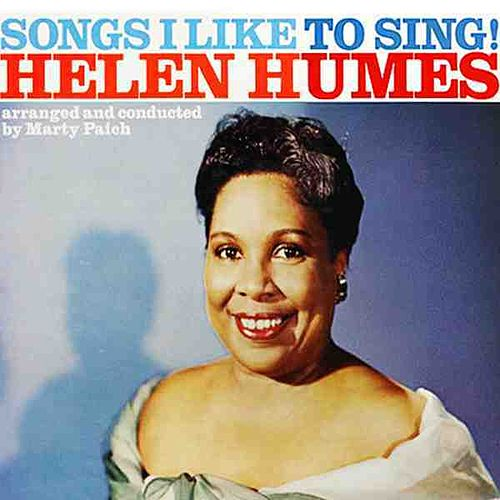 Songs I Like To Sing by Helen Humes