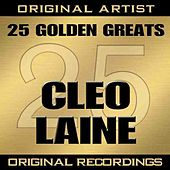 25 Golden Greats by Cleo Laine