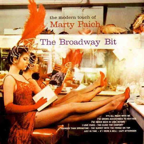 The Broadway Bit by Marty Paich