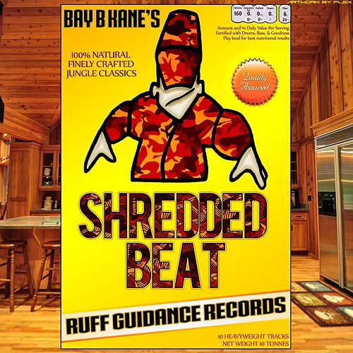 Shredded Beat by Bay B Kane