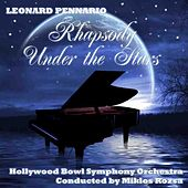 Rhapsody Under The Stars by Leonard Pennario