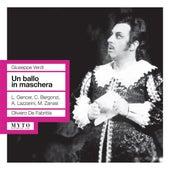 Verdi: Un ballo in maschera (Live) by Various Artists