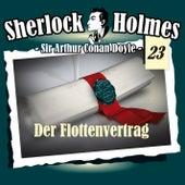 Die Originale - Fall 23: Der Flottenvertrag by Sherlock Holmes