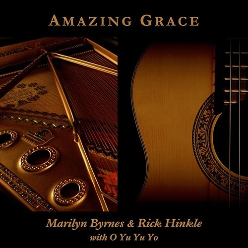 Amazing Grace (Instrumental) [feat. O Yu Yu Yo] by Marilyn Byrnes