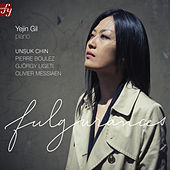 Fulgurances - Works for piano of the XXth Century by Yejin Gil
