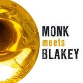 Monk Meets Blakey by Art Blakey