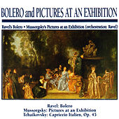Bolero and Pictures at an Exhibition: Ravel's Bolero · Mussorgsky's Pictures at an Exhibition (Orchestration: Ravel) by Slovak Philharmonic Orchestra
