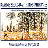 Brahms' Second & Third Symphonies: Brahms: Symphony No. 2 in D · Symphony No. 3 in F by Slovak Philharmonic Orchestra