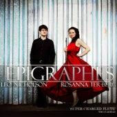 Epigraphes by Leo Nicholson