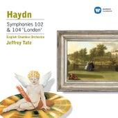 Haydn: Symphonies Nos.102 & 104 von Jeffrey Tate