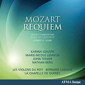 Mozart: Requiem in D Minor, K. 626 (Completed by R. Levin) [Live] by Various Artists