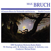 Max Bruch: 4 Concerto Pieces for Violoncello and Orchestra · Double Concerto by SWF Symphony Orchestra Baden-Baden