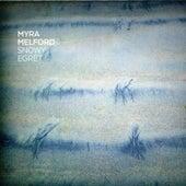 Snowy Egret by Myra Melford
