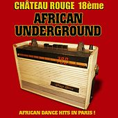 Château Rouge, 18ème: Underground by Various Artists