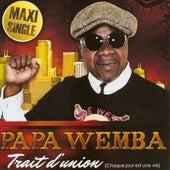 Trait d'union (Chaque jour est une vie) - EP by Papa Wemba