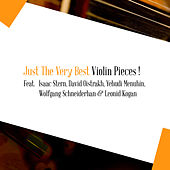 Just the Very Best Violin Pieces ! by Various Artists