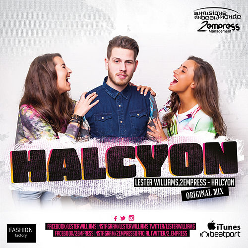 Halcyon by Lester Williams