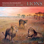 Lions by Yelena Eckemoff