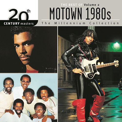 20th Century Masters: Motown 80's Vol. 2... by Various Artists