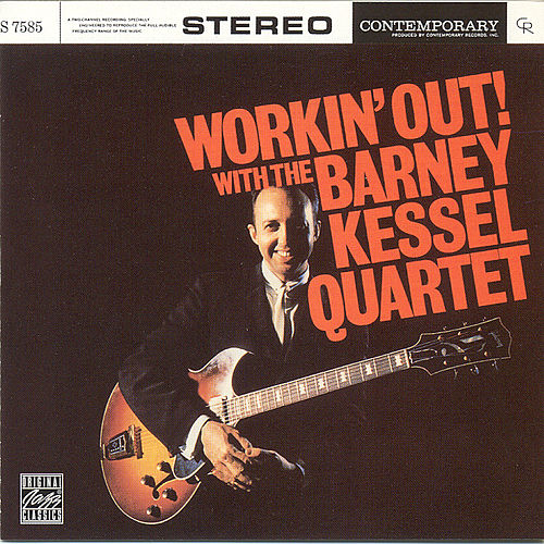 Workin' Out! by Barney Kessel