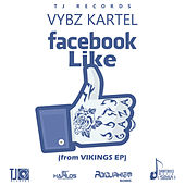 Facebook Like - Single by VYBZ Kartel