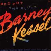 Red Hot And Blues by Barney Kessel