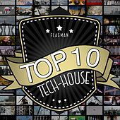 Flagman Top 10 Tech-House - EP by Various Artists