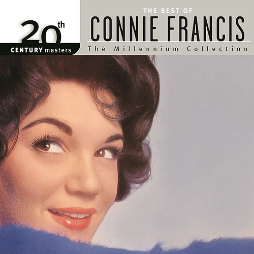 20th Century Masters: The Millennium Collection... by Connie Francis