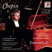 Chopin: Piano Concerto No. 1; Grande Valse Brillante; Variations on La ci darem la mano by Various Artists