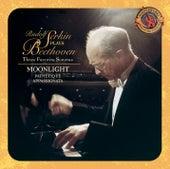 Beethoven:  Sonatas for Piano No. 14, 8, & 23 - Expanded Edition by Rudolf Serkin